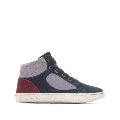 07bef2b6a93a0 Chaussures enfant pas cher - La Redoute Outlet Kickers en solde   La ...
