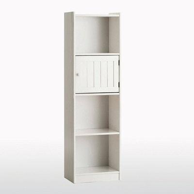 Gaby Solid Pine 4-Compartment Storage Module La Redoute Interieurs