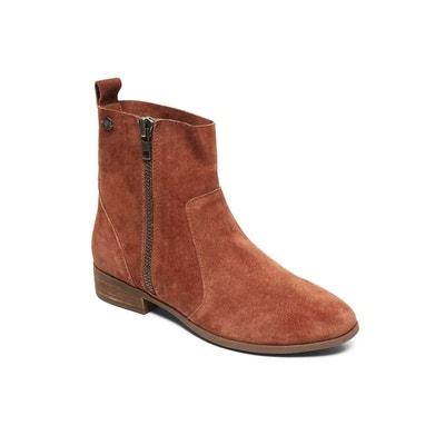 dab5209c4dff6 Mi bottes cuir femme en solde   La Redoute