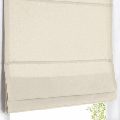 Estor translúcido 100% algodón Estor translúcido 100% algodón La Redoute Interieurs