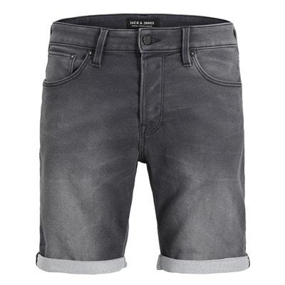 5-Pocket Stretch Denim Bermuda Shorts JACK & JONES