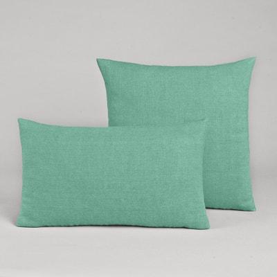 Federa per cuscino in lino lavata, Georgette Federa per cuscino in lino lavata, Georgette AM.PM.
