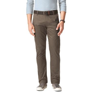 172242429cd88 Pantalon chino coupe slim Alpha Stretch Khaki Pantalon chino coupe slim  Alpha Stretch Khaki DOCKERS