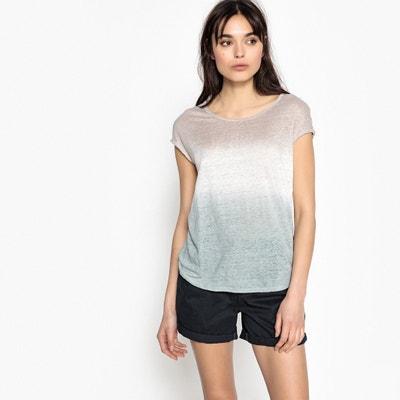 Short-Sleeved Crew Neck T-Shirt SUD EXPRESS