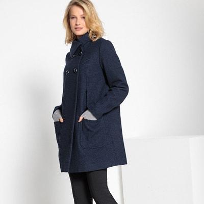 Mantel mit Knopfverschluss Mantel mit Knopfverschluss ANNE WEYBURN