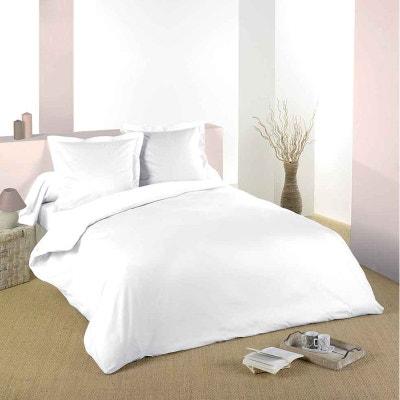 housse de couette coton sans repassage la redoute. Black Bedroom Furniture Sets. Home Design Ideas
