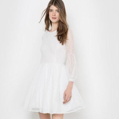 Платье расклешенное Платье расклешенное Delphine Manivet x La Redoute