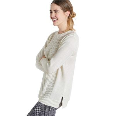 Pull et sweat Femme Grande Taille - Castaluna Balsamik en solde   La ... c07f0ae022ce