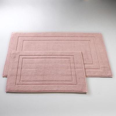 tapis de bain 1100 gm tapis de bain 1100 gm la redoute - Tapis Rose Poudre