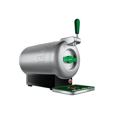 Tireuse à bière KRUPS YY2837FD The Sub Heineken Aluminium KRUPS
