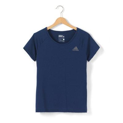 T-shirt de desporto para menina 5 - 15 anos T-shirt de desporto para menina 5 - 15 anos ADIDAS