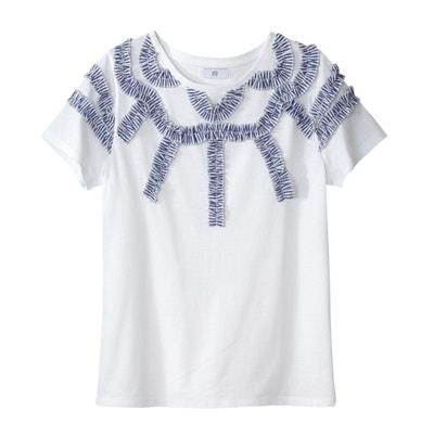 T-Shirt mit Volants T-Shirt mit Volants MADEMOISELLE R