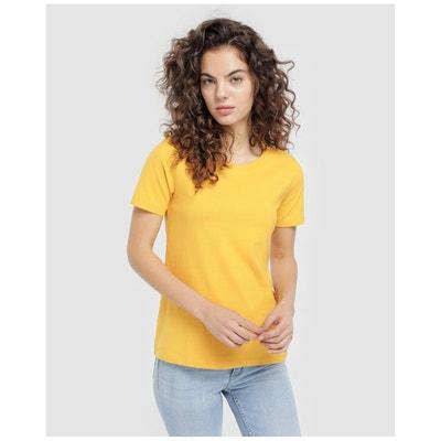 b15ed5fbb5ca7 T-shirt basic à manches courtes T-shirt basic à manches courtes EASY WEAR