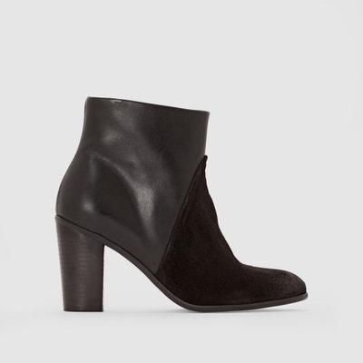 Boots in pelle Veronik PASTELLE