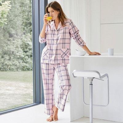 Pyjama chemise Pyjama chemise LA REDOUTE COLLECTIONS