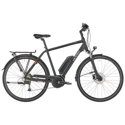 Bozen - Vélo de trekking électrique - noir Bozen - Vélo de trekking électrique - noir ORTLER