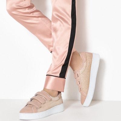 Sneakers aus Mesh mit Klettverschluss Sneakers aus Mesh mit Klettverschluss MADEMOISELLE R