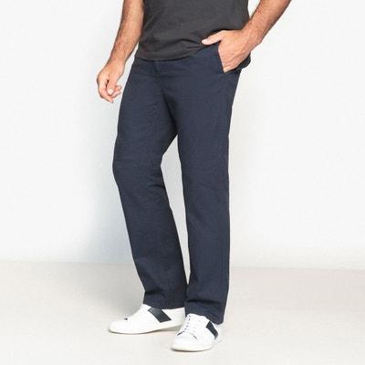 Pantalon droit taille élastiquée CASTALUNA FOR MEN