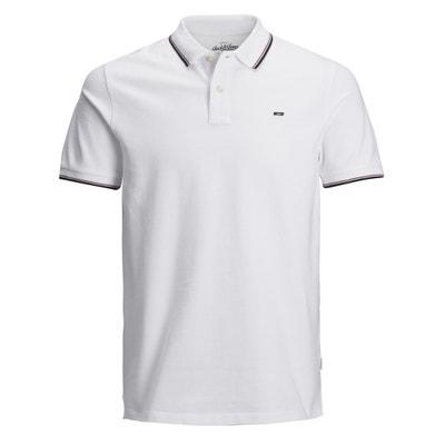 Kurzärmeliges Poloshirt aus Pikee Kurzärmeliges Poloshirt aus Pikee JACK & JONES