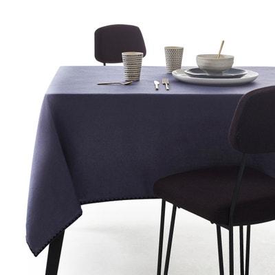 Adrio Linen/Cotton Tablecloth Adrio Linen/Cotton Tablecloth La Redoute Interieurs