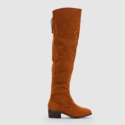 Hohe Stiefel für breite Füsse, Gr. 38-45 CASTALUNA