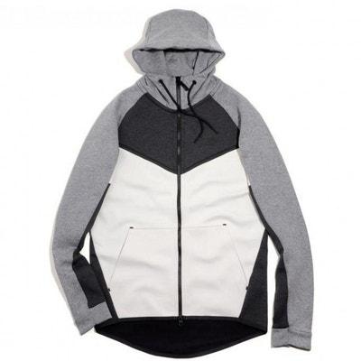 0b24cad27dd3e Sweat à capuche Nike Sportswear Tech Fleece Windrunner - 885904-032 NIKE