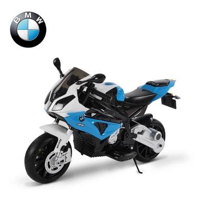 BMW moto électrique enfants bleu BMW
