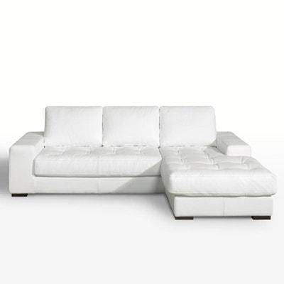 Canapé d'angle, fixe,confort excellence, coussins La Redoute Interieurs