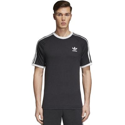 Camiseta con cuello redondo y manga corta Camiseta con cuello redondo y manga corta Adidas originals