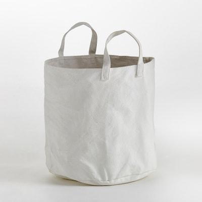Bolso de tela canvas con revestimiento, modelo grande, Marie Michielssen AM.PM.