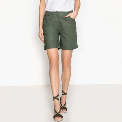 Shorts, Leinen und Baumwolle Shorts, Leinen und Baumwolle ANNE WEYBURN