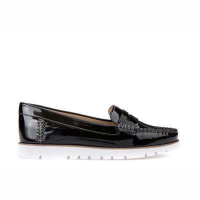 D Kookean F Patent Leather Loafers D Kookean F Patent Leather Loafers GEOX