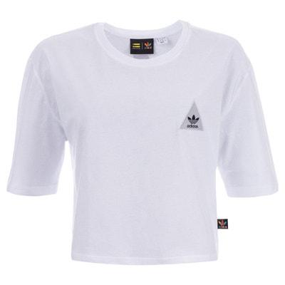 bb32e71052a67 T-Shirt Pharrell Williams HU Loose T-Shirt Pharrell Williams HU Loose adidas  Originals