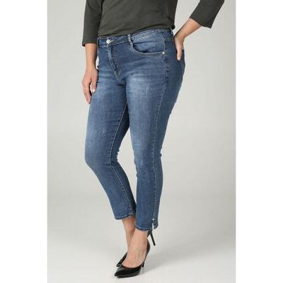 Jeans slim 7 8 détails perles Jeans slim 7 8 détails perles PAPRIKA.  PAPRIKA. Jeans slim 7 8 détails perles. 59,99 €. Jeans bootcut extra long - Longueur  34 ... a232cdb79776