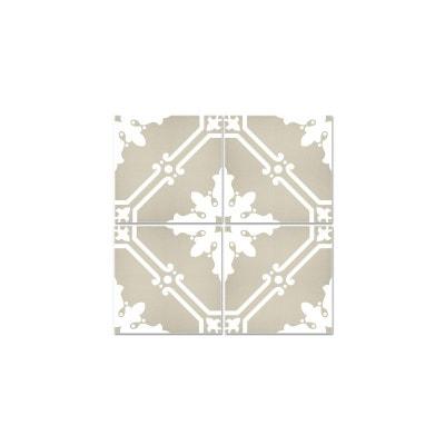 Stickers pour Carrelage Salle de Bain ou Cuisine Faro Stickers pour Carrelage Salle de Bain ou Cuisine Faro WADIGA