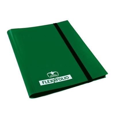 Ultimate Guard - Album portfolio A4 FlexXfolio Vert ULTIMATE GUARD
