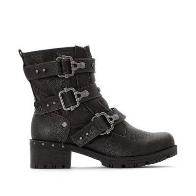 Boots con fibbia Boots con fibbia MUSTANG SHOES