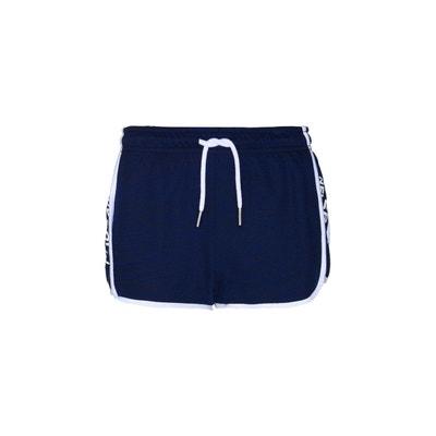 Short bleu marine femme en solde   La Redoute 9b4b36f5e746