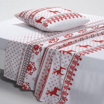 Lençol em algodão, OVELIS Lençol em algodão, OVELIS La Redoute Interieurs