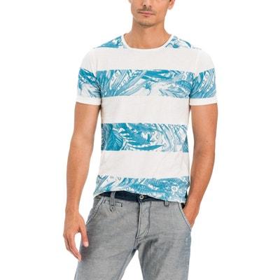 T-shirt à rayures SALSA