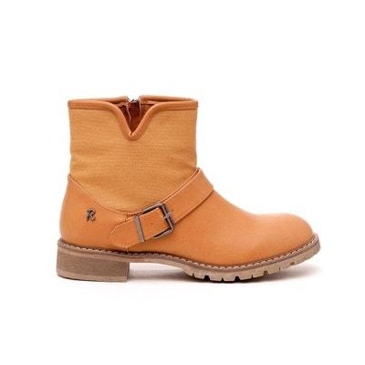 femme Refresh solde bottines Redoute en Boots La qCfvE