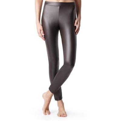 Leggings  effet cuir Leggings  effet cuir CALZEDONIA