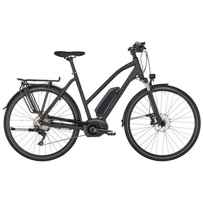 Bozen Premium - Vélo de trekking électrique - noir Bozen Premium - Vélo de trekking électrique - noir ORTLER