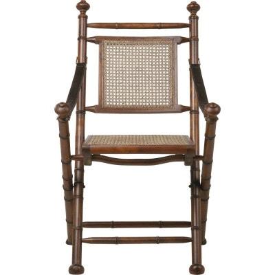 chaise pliante colonial kare design chaise pliante colonial kare design kare design - Chaises Pliables