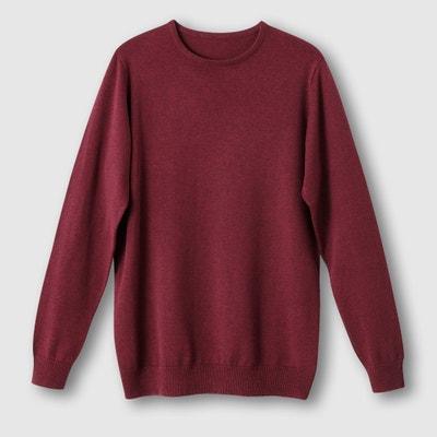 Cotton Crew Neck Jumper/Sweater Cotton Crew Neck Jumper/Sweater CASTALUNA FOR MEN