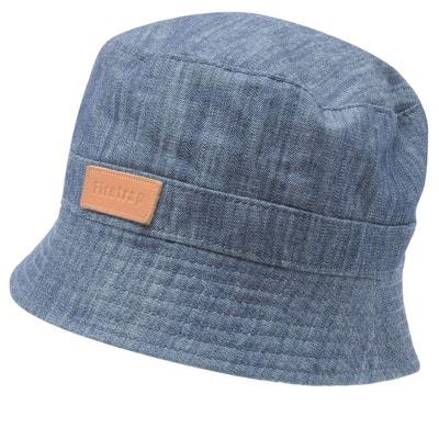 Chapeau en denim à petit bord Chapeau en denim à petit bord FIRETRAP