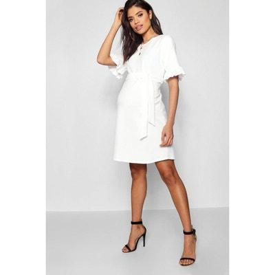 Robe De Maternité Robe De Maternité BOOHOO