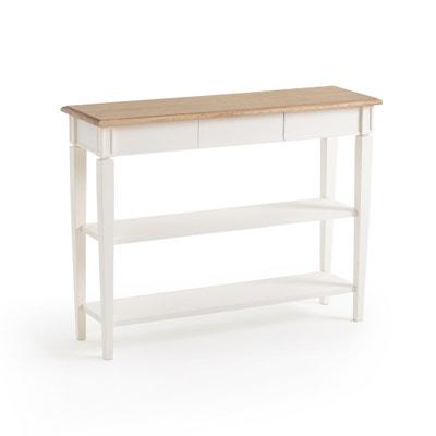 Adelia Console Table with 2 Shelves Adelia Console Table with 2 Shelves La Redoute Interieurs