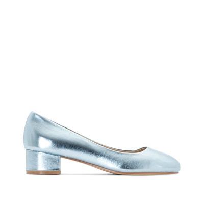 Sabrinas metalizadas, pés largos, do 38 ao 45 CASTALUNA