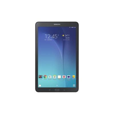 Tablette Android SAMSUNG Galaxy Tab E 9.6'' Noir Tablette Android SAMSUNG Galaxy Tab E 9.6'' Noir SAMSUNG